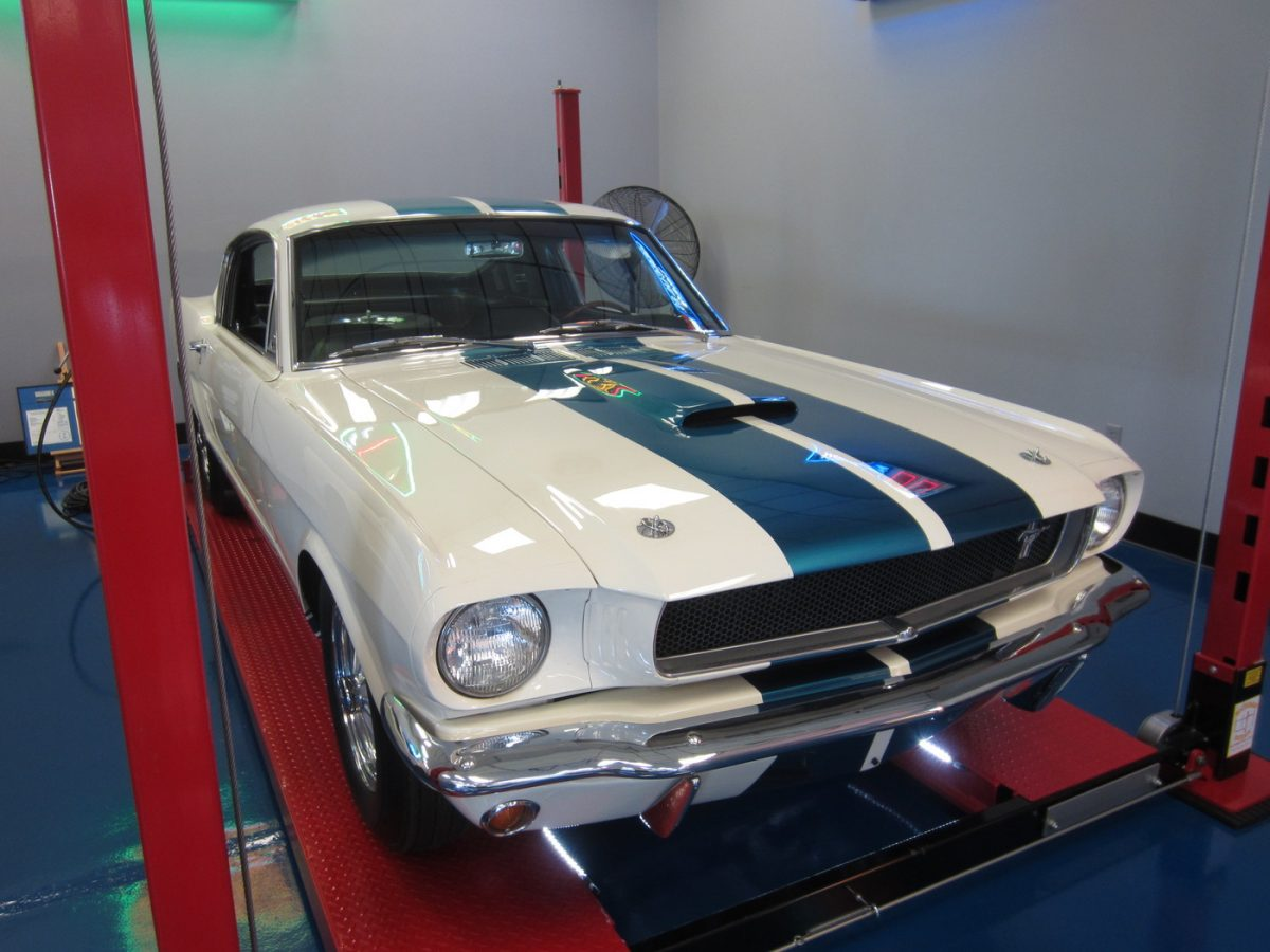 1965 Shelby GT-350 5s265